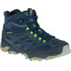 Merrell Moab FST Mid GTX Shoes Men Navy